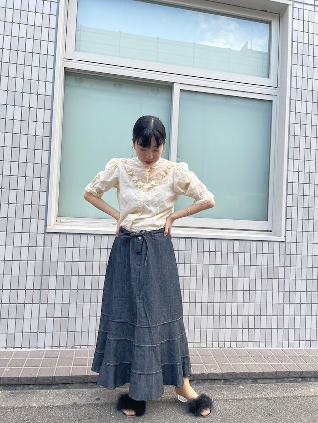 design blouse / 7SSTP28-01