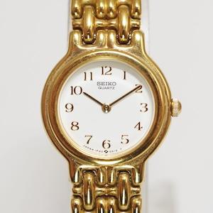 SEIKO セイコー クオーツ ホワイト 腕時計 レディース