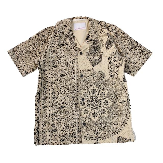 PARIA FARZANEH Short Sleeve Shirt