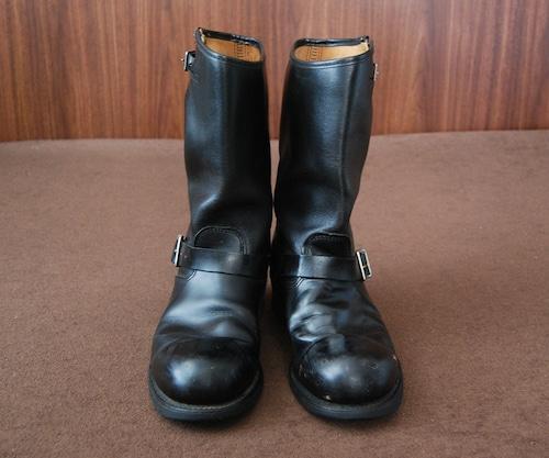 80s Vintage Engineer Boots 9M