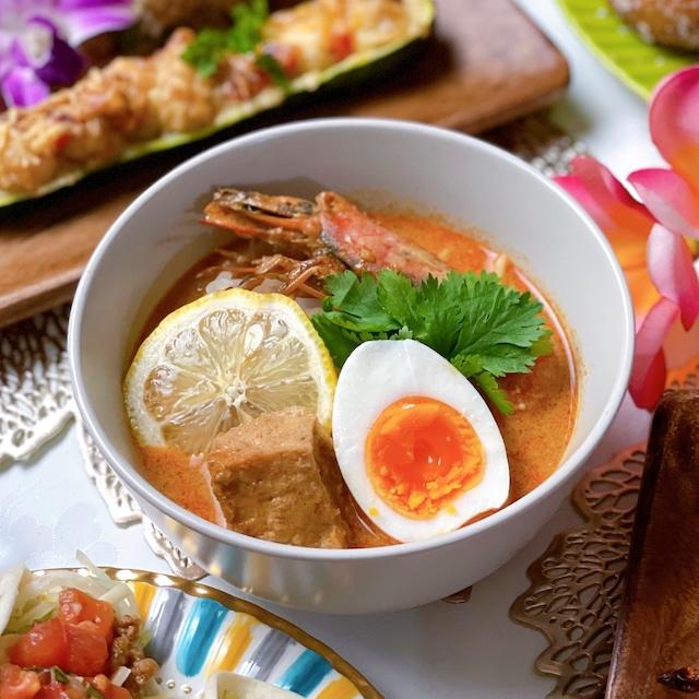 ラクサ(シンガポール麺)