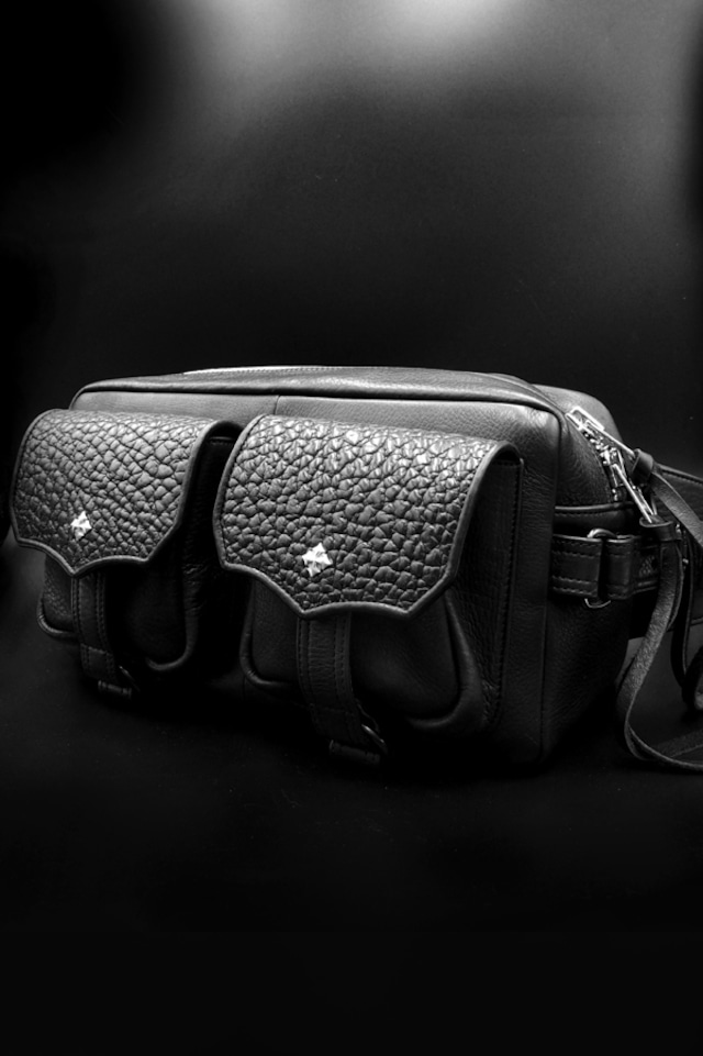 Item No.0421:Body bag/ Frap Baby calf RE-6