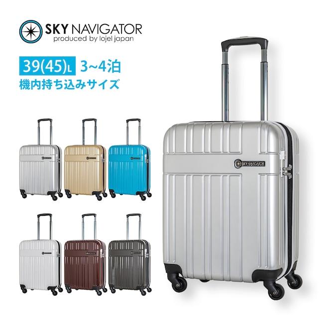 SK-0710-48 スーツケース Sサイズ 機内持ち込み 拡張 キャリーケース SKYNAVIGATOR スカイナビゲーター