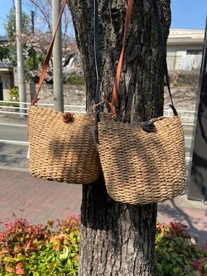 【BANCUAN】ショルダーバッグ チャビーバケット