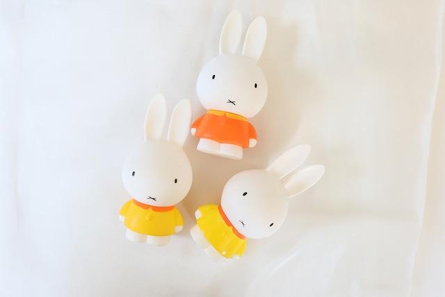【MIFFY/ミッフィー】貯金箱/黄色い服