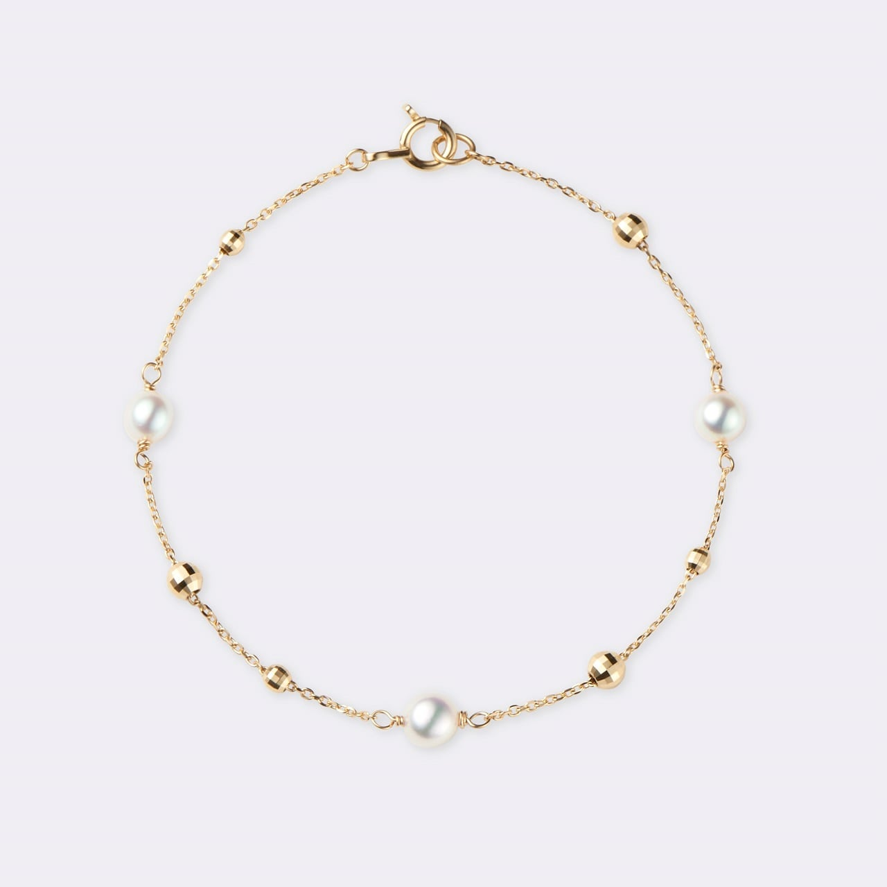 Bonne Bracelet K18YG(ボンブレスレット K18イエローゴールド)