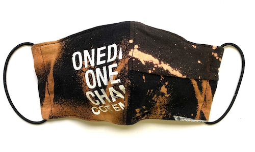 【COTEMER マスク 日本製】ONE DAY ONE CHANCE BLEACH MASK 0427-145