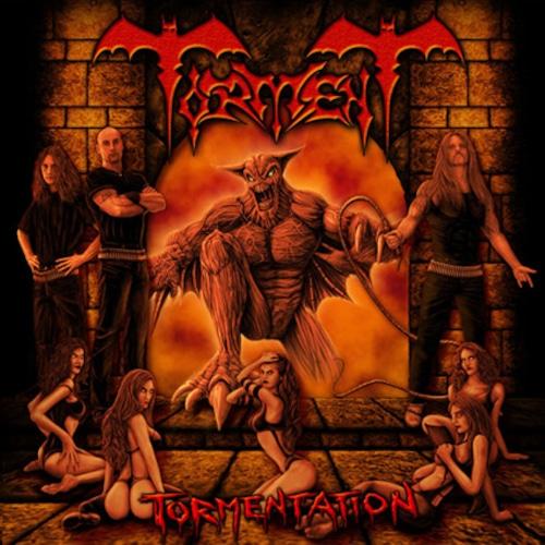 "TORMENT ""Tormentation""日本盤"