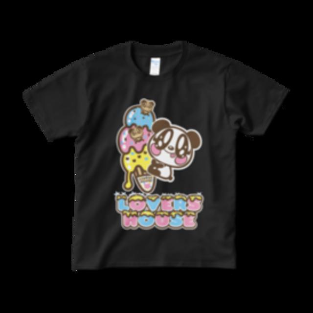 LOVERSHOUSE ice cream and Merry/スーパーラヴァーズTシャツ
