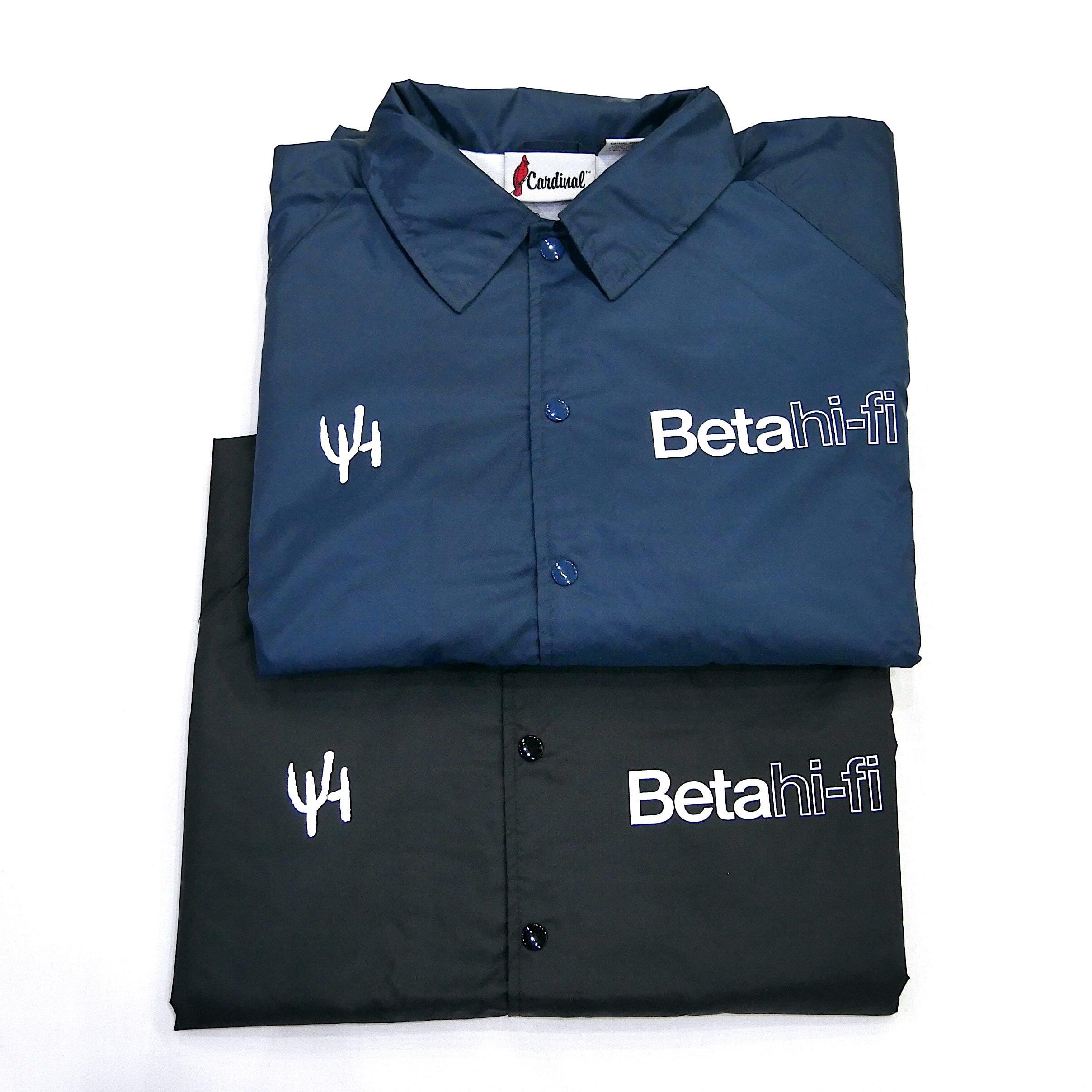 ULTRA HEAVY / COACH JACKET(BETA HI–FI)