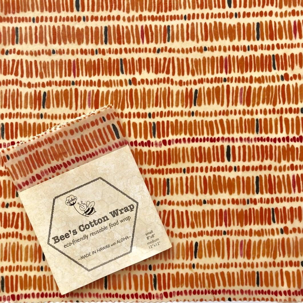 エコラップ「Orange Barcode」