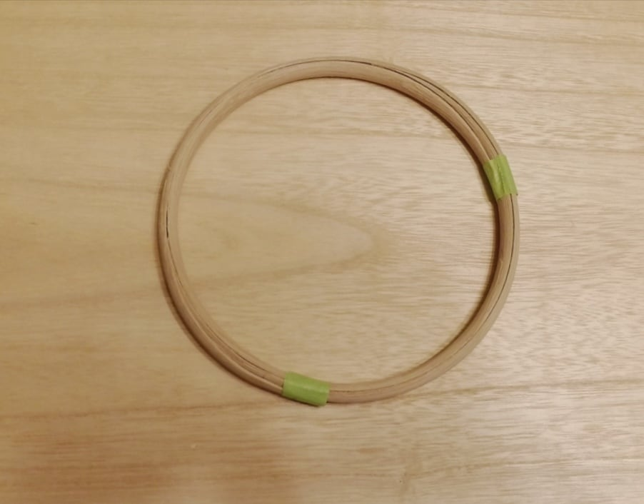 6 inch ラウンド/リム☆ナンタケットバスケット用