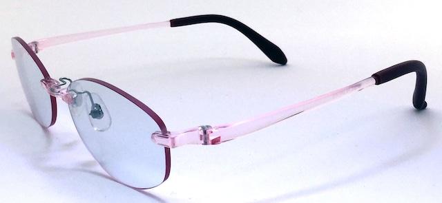 アイエスコート・クリアs(ピンク)