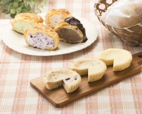 Happy Berry チーズケーキ&シュークリームセット(7種各10個計70個入)