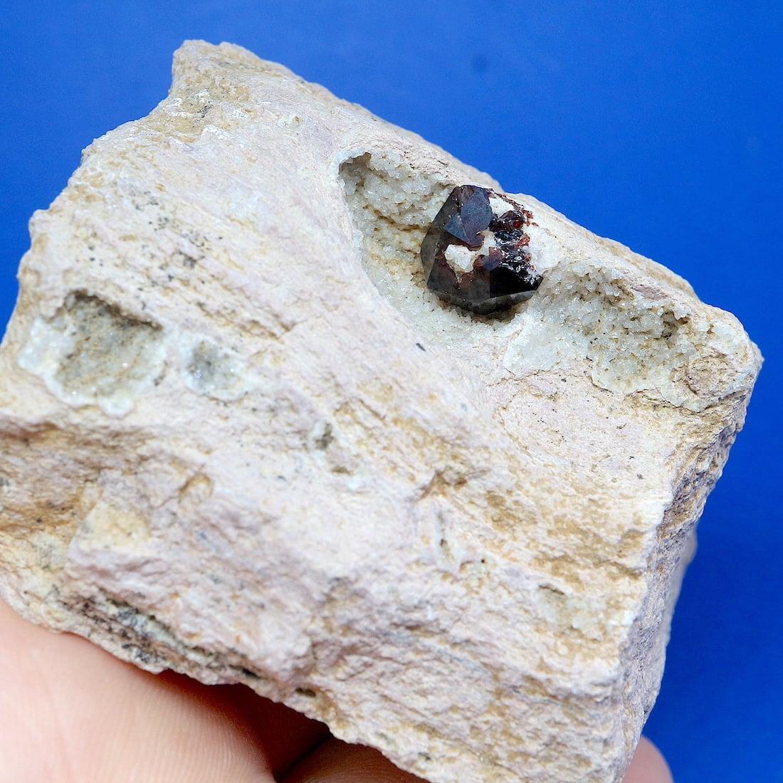 アルマンディン ガーネット 柘榴石 164,6g  原石 GN114 鉱物 標本 原石 天然石