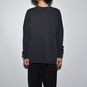All Matching Long Sleeve 〈鈍色 / Charcoal〉
