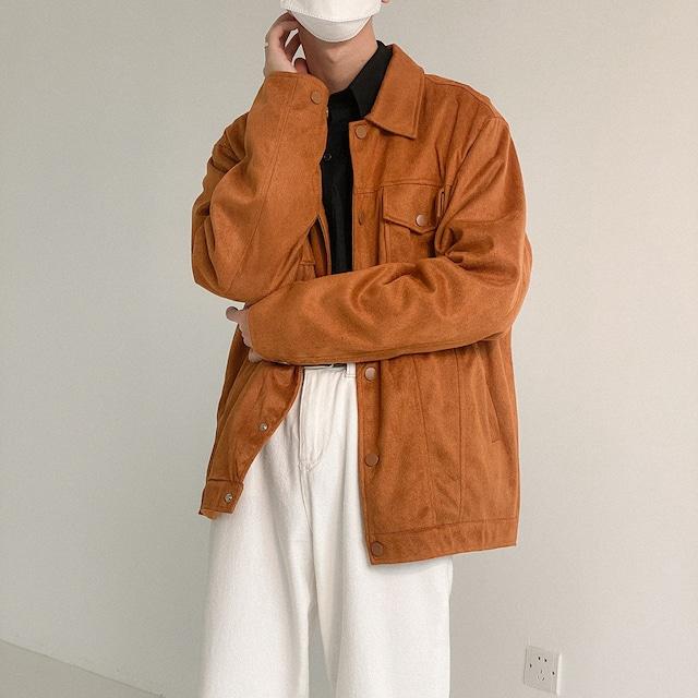スエードジャケット YH8665