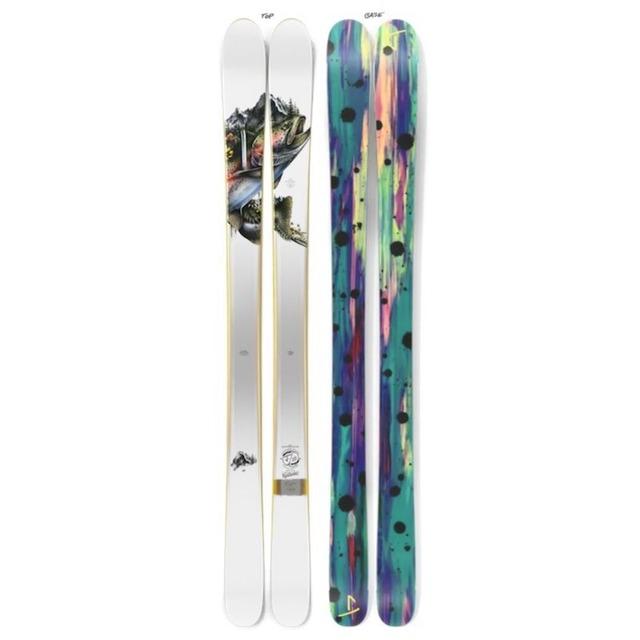 【予約】J skis - マスターブラスター「アップストリーム」Alyse Dietel x Jコラボ限定版スキー【特典付き】