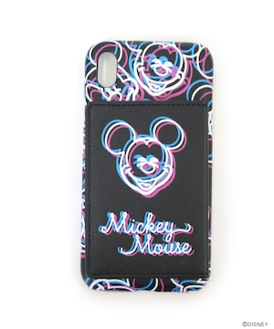 ANAGLYPH  /MICKEY iPhoneCASE XR YY-D057