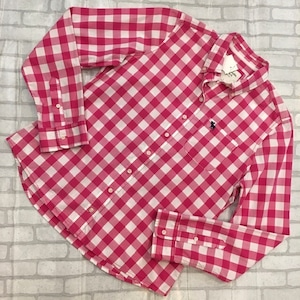 Abercrombie&Fitch WOMEN シャツ Lサイズ