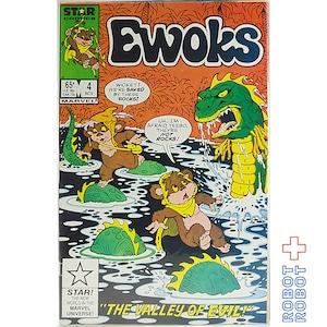 スター・ウォーズ イウォーク コミックス Star Wars Comic Ewoks 4 Valley of Evil