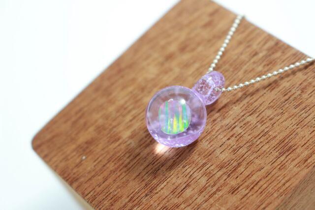 【purple opal】