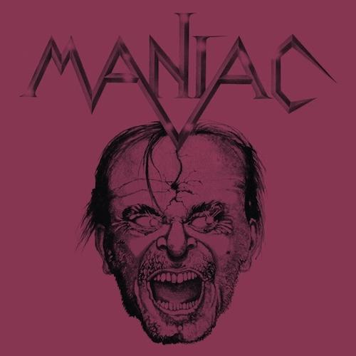 """MANIAC """"Maniac""""  (輸入盤)"""