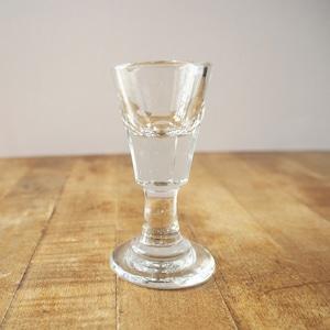 トロンプルイユのグラス B