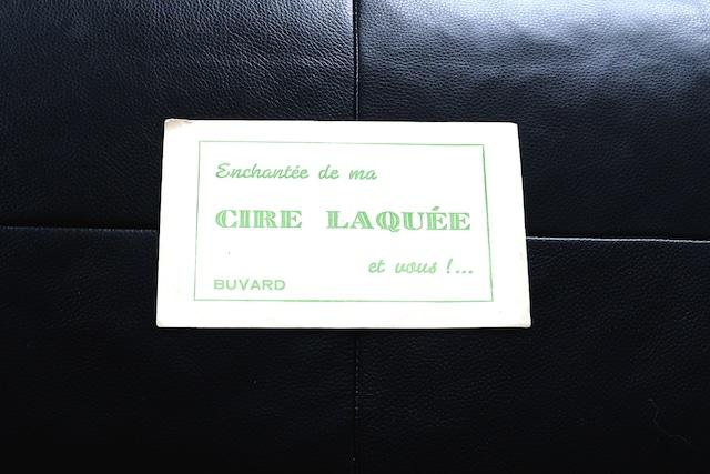 【フランス】ビュバー/ CIRE LAQUEE