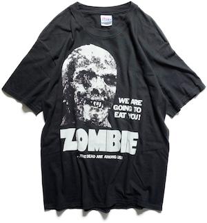 90年代 サンゲリア 映画 Tシャツ 【L】 | ゾンビ ホラー アメリカ ヴィンテージ 古着