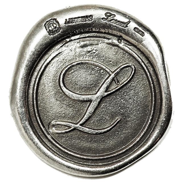 シーリングリベルタス LL シルバー / コンチョボタン