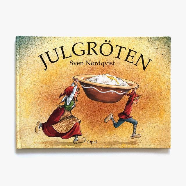 スヴェン・ノードクヴィスト「Julgröten(トムテンのミルクがゆ)」《2005-01》