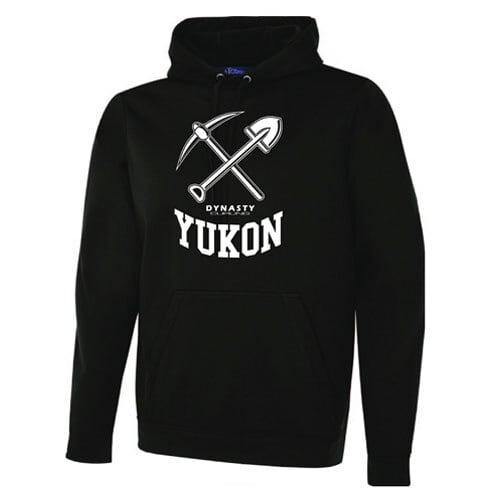 メンズ  Yukon州 パーカー