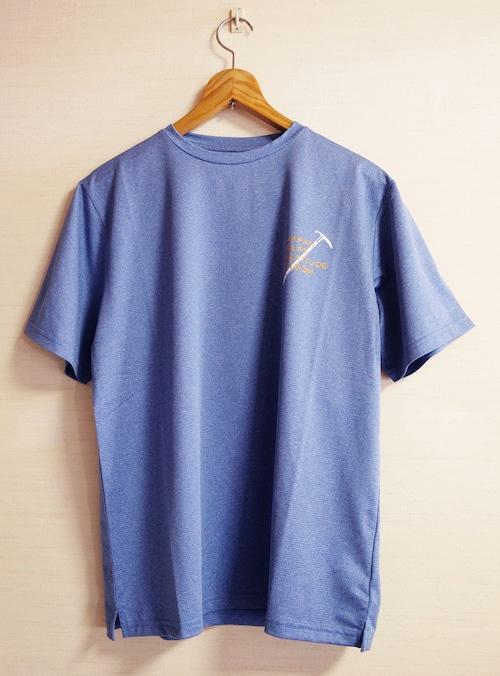 【復刻ジャンダルム_杢ネイビー(薄め)】Tシャツ