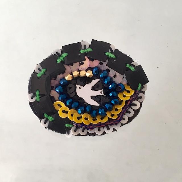 シルバー編みビーズ(10%オフ)