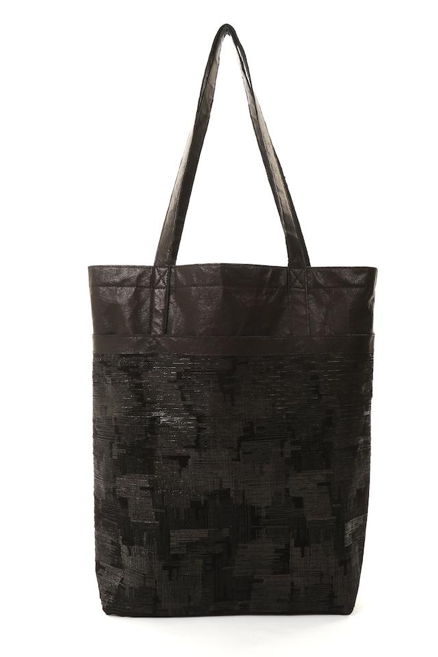 [受注生産]TOKYO LEATHER TOTE BAG 黒 レザートートバッグ[送料/税込]
