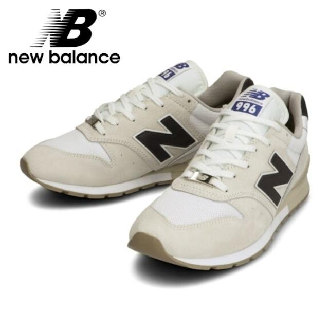 ニューバランス 996 スニーカー メンズ CM996 ホワイト 新作 NEW BALANCE CM996 HN2 NIMBUS CLOUD 2021年モデル