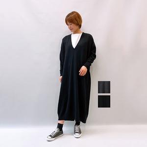 SACRA(サクラ) WOOL CASHMERE OP ニットワンピース 2021秋冬新作 [送料無料]
