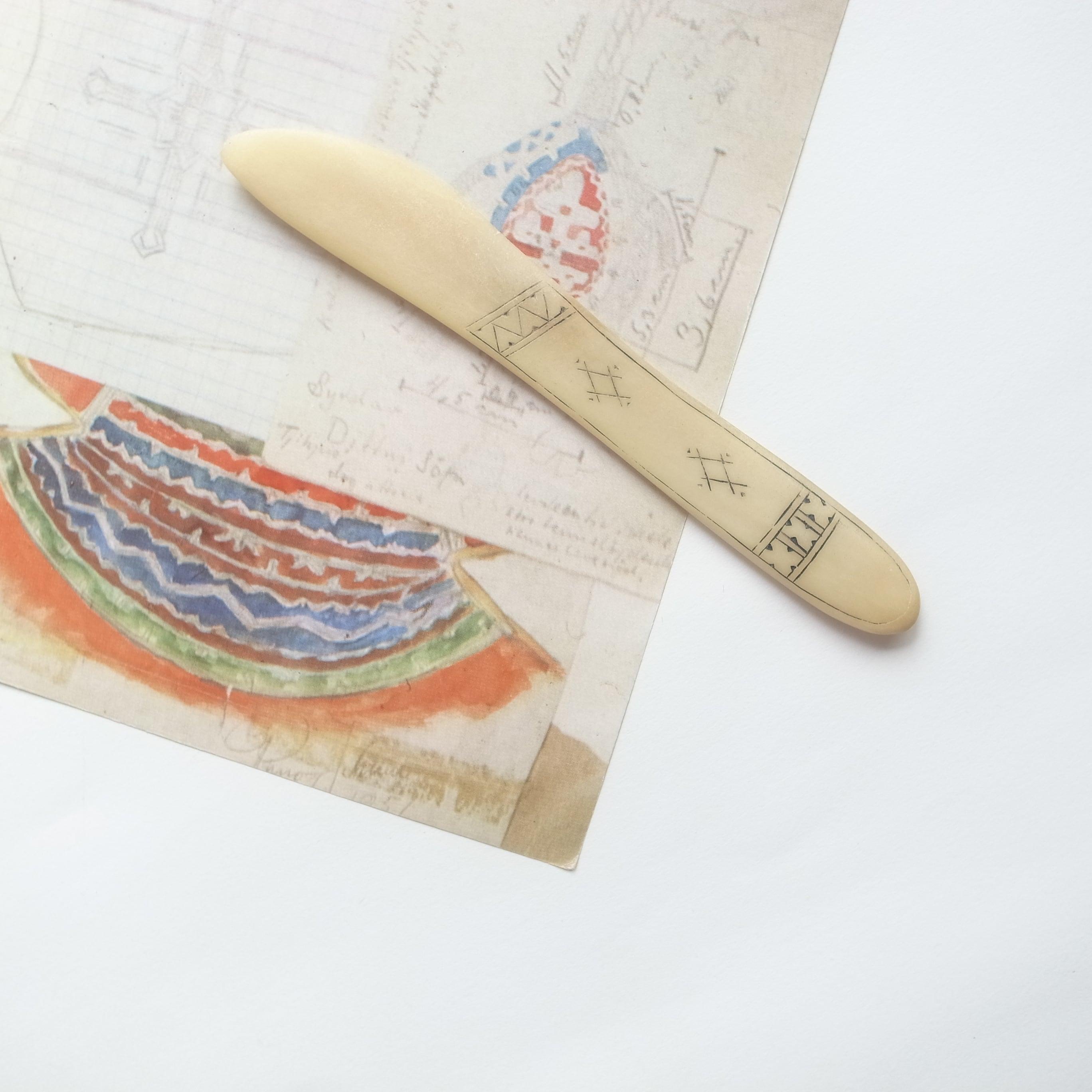 Sami paper knife