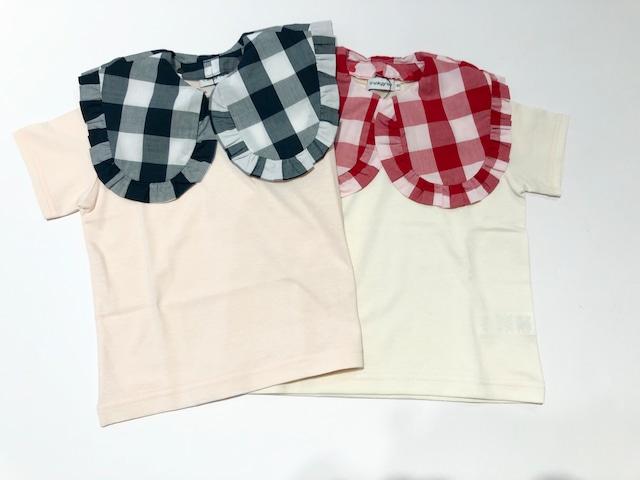 【20SS】フランキーグロウ ( frankygrow ) REMOVABLE BIG COLLAR TEE[ S / M / L ]Tシャツ