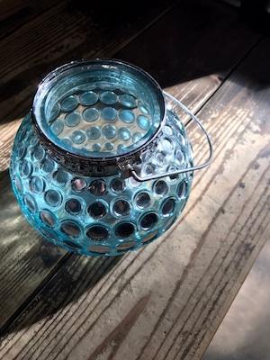 PTMD ガラス製キャンドルグラス