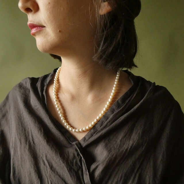 the knit + vintage collection: the pearl necklace edition 1:14