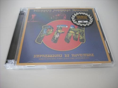 【2CD】PFM / IMPRESSIONI DI NOVEMBRE
