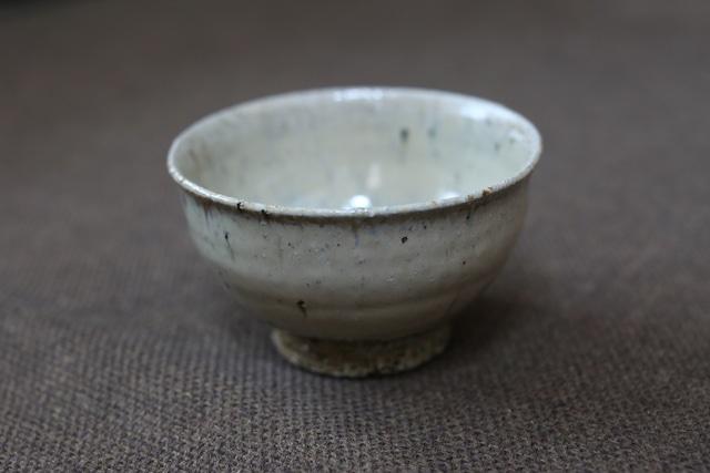 余宮隆 79.海色茶碗