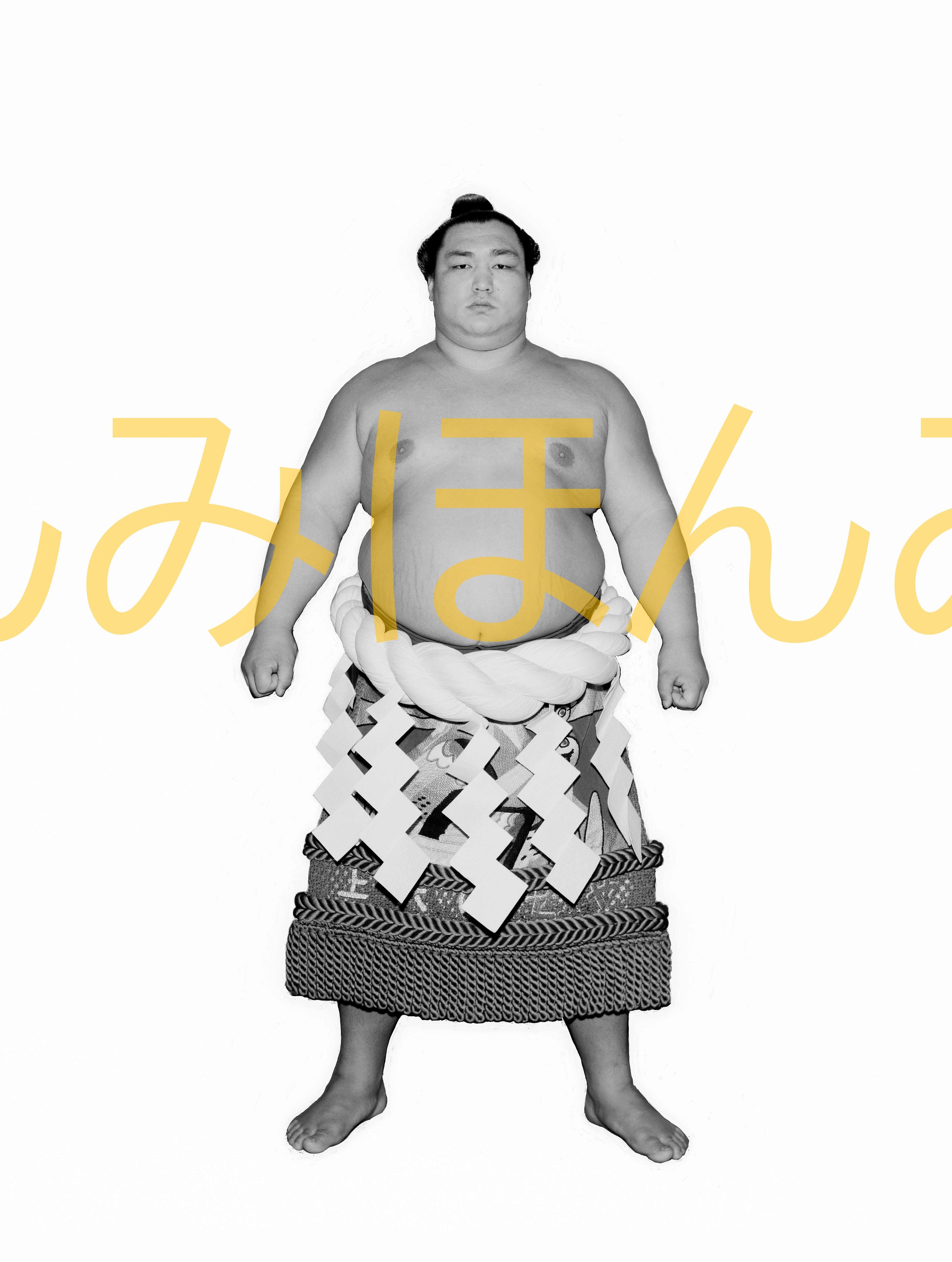 昭和54年3月場所全勝 横綱 北の湖敏満関(16回目の優勝)