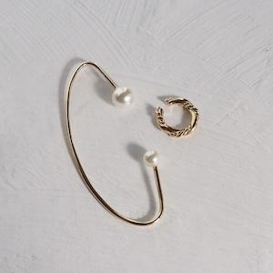 EAR CUFF    【通常商品】 PRIMAVERA GOLD EAR CUFF SET G    2 EAR CUFFS    GOLD    FBB027