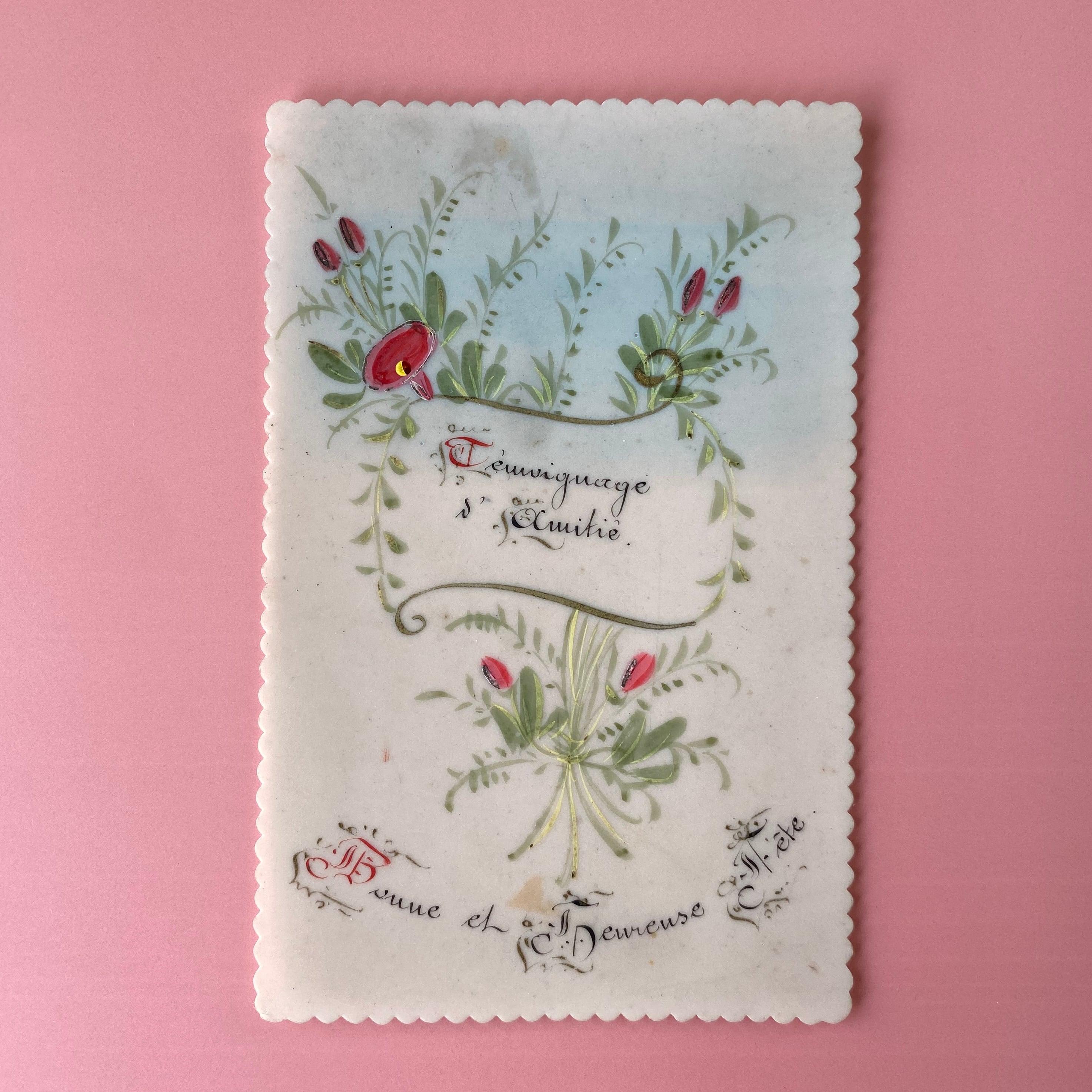 セルロイド・ホーリーカード CELLULOID HOLY CARD / vp0136
