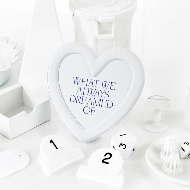 2WAYフォトフレーム(ホワイト)