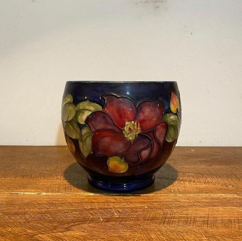 イギリス moorcroft モークロフト 陶器