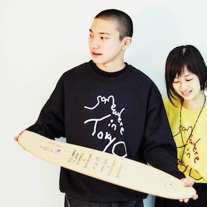 Sweat Shirt / Designed by Tomoo Gokita